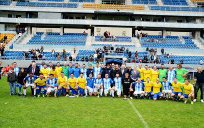 Partido de fútbol 2017