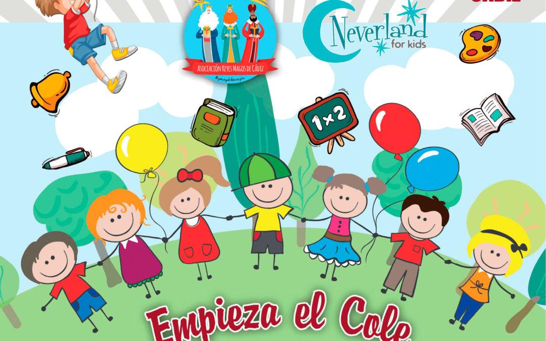 Fiesta infantil «Empieza el Cole» en el Colegio Salesianos