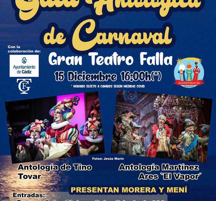 Gala Antológica de Carnaval