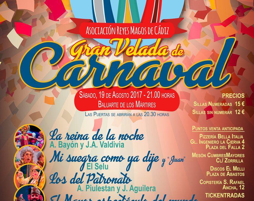 Esta vez, el Carnaval es nuestra mano solidaria