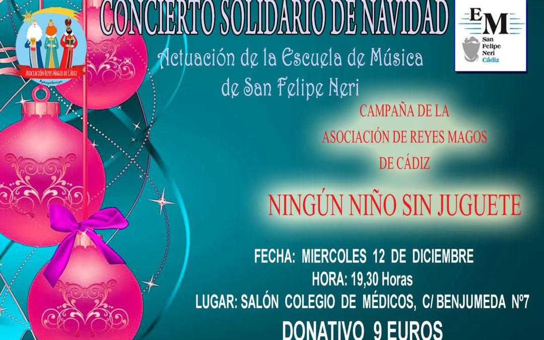 Concierto Solidario de Navidad