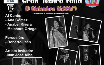 Gala Flamenca Navideña