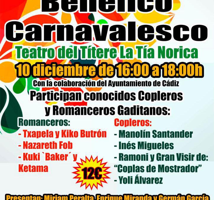 Telemaratón benefico carnavalesco